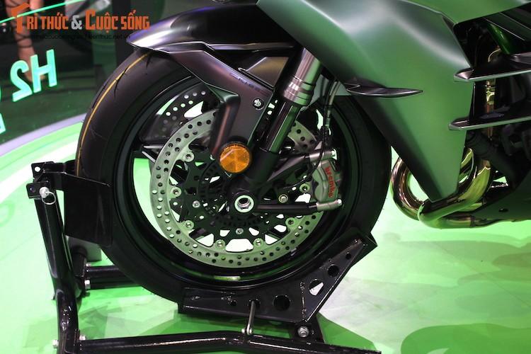 """Moto """"khung"""" Kawasaki Ninja H2 Carbon tien ty tai VN-Hinh-3"""