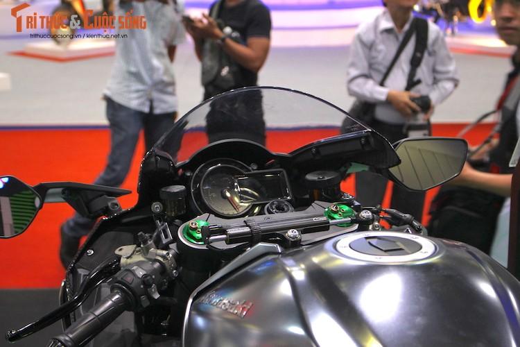 """Moto """"khung"""" Kawasaki Ninja H2 Carbon tien ty tai VN-Hinh-4"""