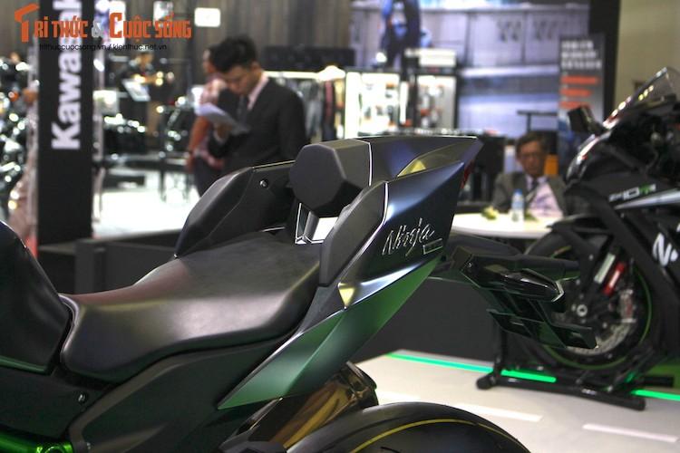 """Moto """"khung"""" Kawasaki Ninja H2 Carbon tien ty tai VN-Hinh-8"""