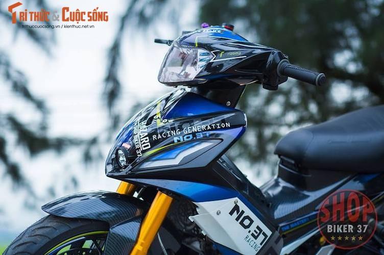 """Dan choi xu Nghe do """"chan khung"""" cho Yamaha Exciter 135-Hinh-3"""