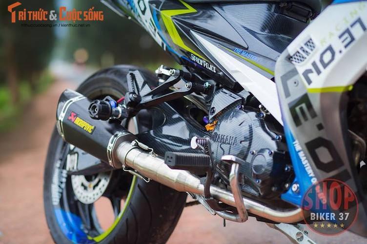 """Dan choi xu Nghe do """"chan khung"""" cho Yamaha Exciter 135-Hinh-6"""