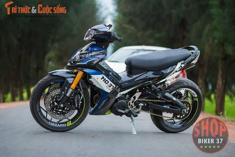 """Dan choi xu Nghe do """"chan khung"""" cho Yamaha Exciter 135-Hinh-8"""