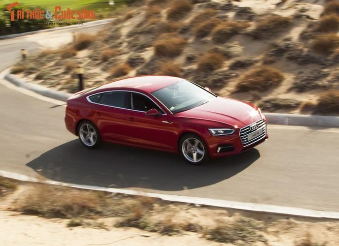 "Audi A5 Sportback 2017 ""chot gia"" 2,3 ty tai Viet Nam-Hinh-13"
