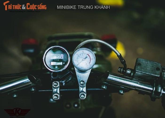 """Honda Zoomer 50 do phuoc hoi """"sieu doc"""" tai Ha Noi-Hinh-7"""