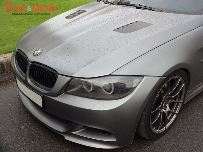 "Dan choi Viet ""bien hinh"" BMW 3 Series doi cu sieu chat-Hinh-4"