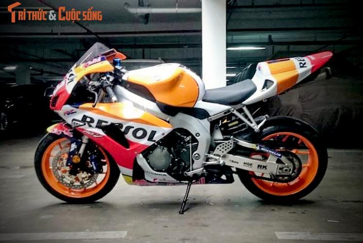 Dan choi Binh Duong do sieu moto Honda CBR1000RR-Hinh-2