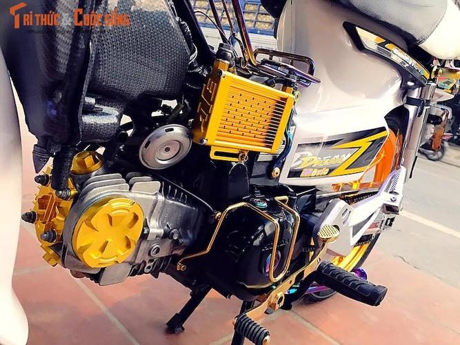 """Honda Dream II bien """"ngu quy 8"""" loe loet nhat Vinh Bac Bo-Hinh-6"""