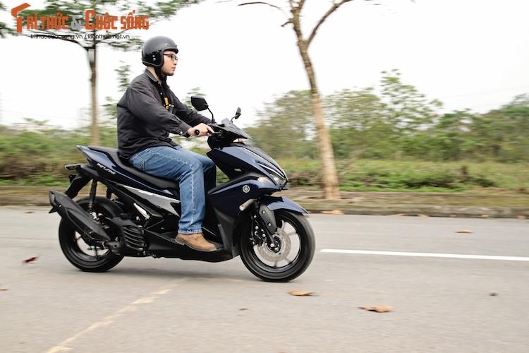 Yamaha NVX 125 gia 41 trieu tai Viet Nam co dang tien?-Hinh-17