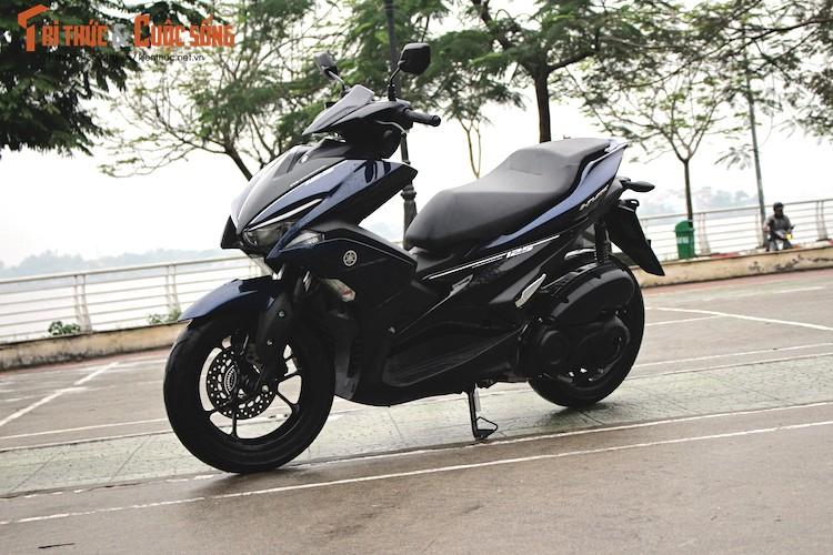 Yamaha NVX 125 gia 41 trieu tai Viet Nam co dang tien?-Hinh-2