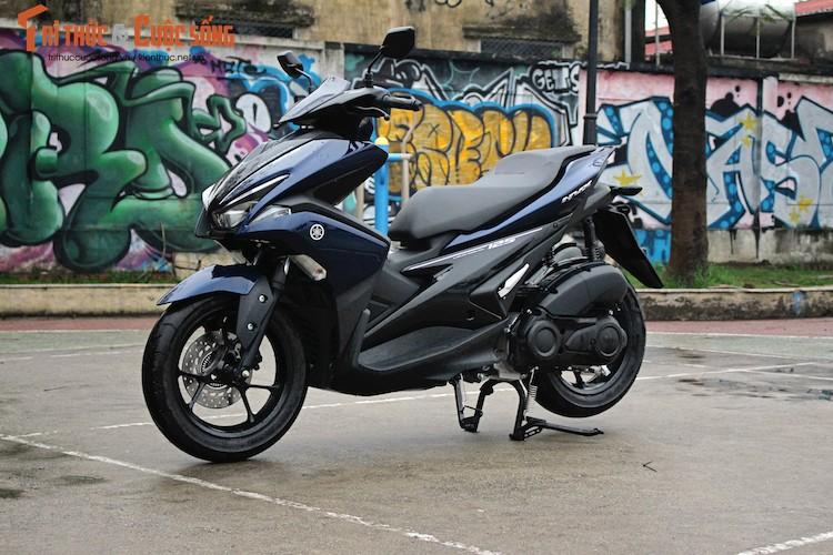 Yamaha NVX 125 gia 41 trieu tai Viet Nam co dang tien?-Hinh-21