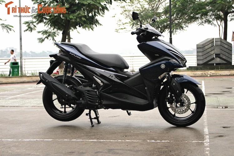Yamaha NVX 125 gia 41 trieu tai Viet Nam co dang tien?-Hinh-22