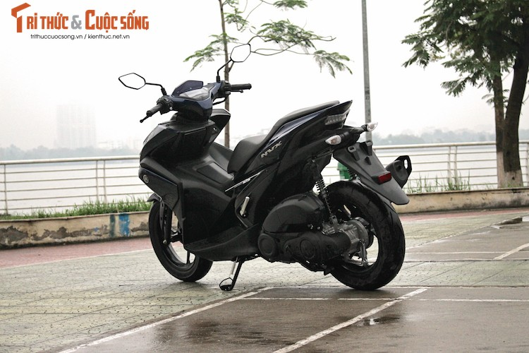 Yamaha NVX 125 gia 41 trieu tai Viet Nam co dang tien?-Hinh-23