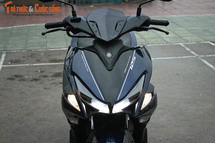 Yamaha NVX 125 gia 41 trieu tai Viet Nam co dang tien?-Hinh-3