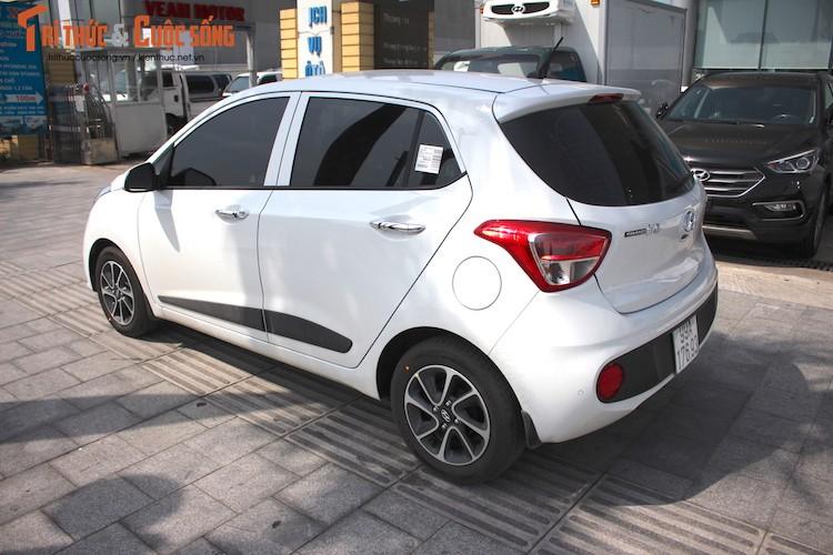 Hyundai i10 cao cap 2017 gia 455 trieu tai Viet Nam-Hinh-11