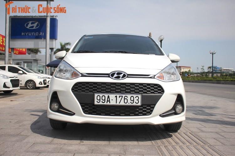 Hyundai i10 cao cap 2017 gia 455 trieu tai Viet Nam-Hinh-2