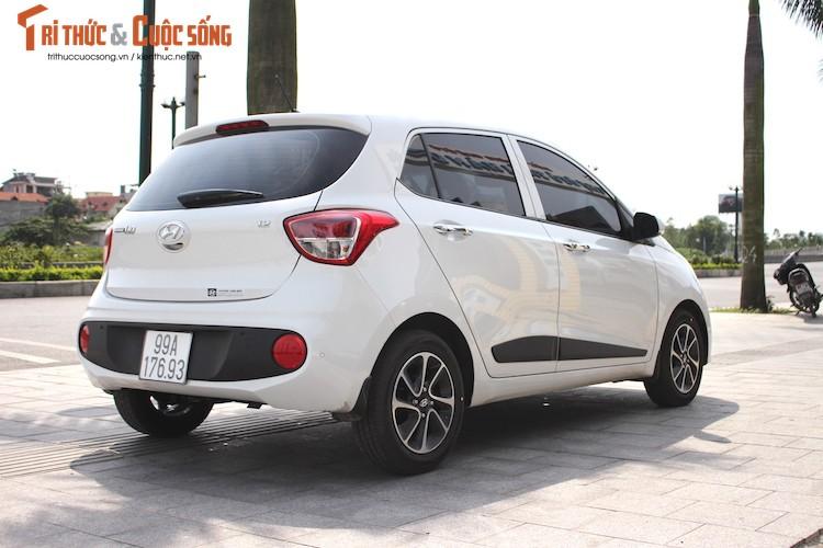Hyundai i10 cao cap 2017 gia 455 trieu tai Viet Nam-Hinh-4