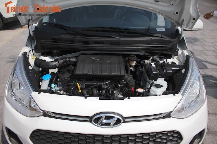 Hyundai i10 cao cap 2017 gia 455 trieu tai Viet Nam-Hinh-9