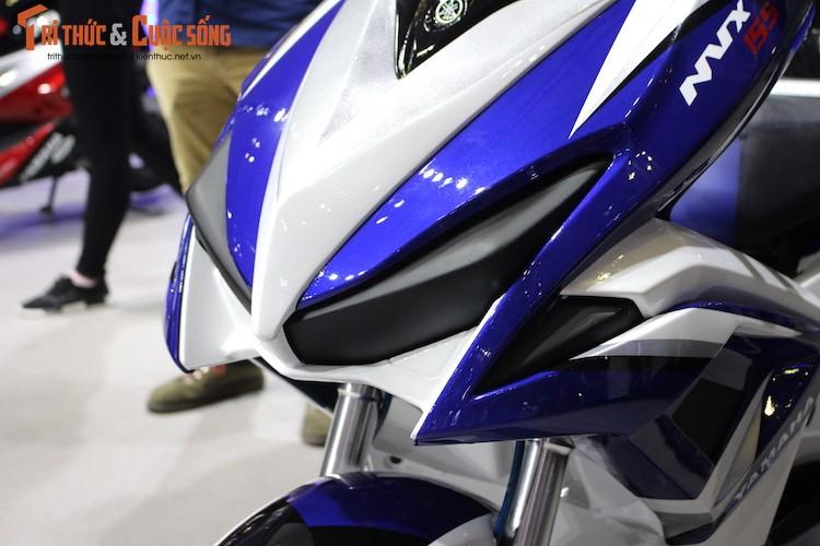 """Yamaha Viet Nam """"do khung"""" xe tay ga NVX 155-Hinh-3"""