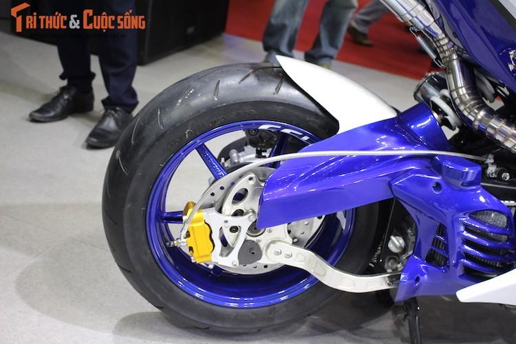 """Yamaha Viet Nam """"do khung"""" xe tay ga NVX 155-Hinh-8"""