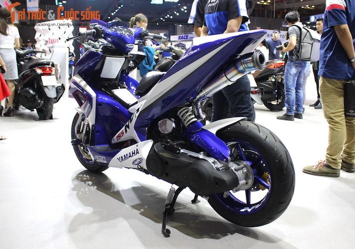 """Yamaha Viet Nam """"do khung"""" xe tay ga NVX 155-Hinh-9"""