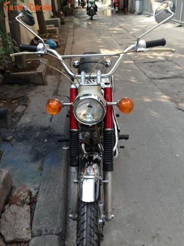 """Thuoc doc"" Honda CL125 doi 1968 con zin tai Ha Noi-Hinh-2"