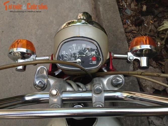 """Thuoc doc"" Honda CL125 doi 1968 con zin tai Ha Noi-Hinh-3"