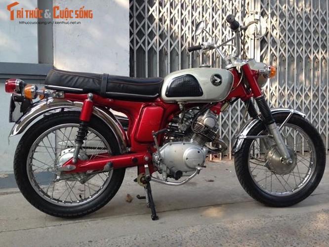 """Thuoc doc"" Honda CL125 doi 1968 con zin tai Ha Noi-Hinh-5"