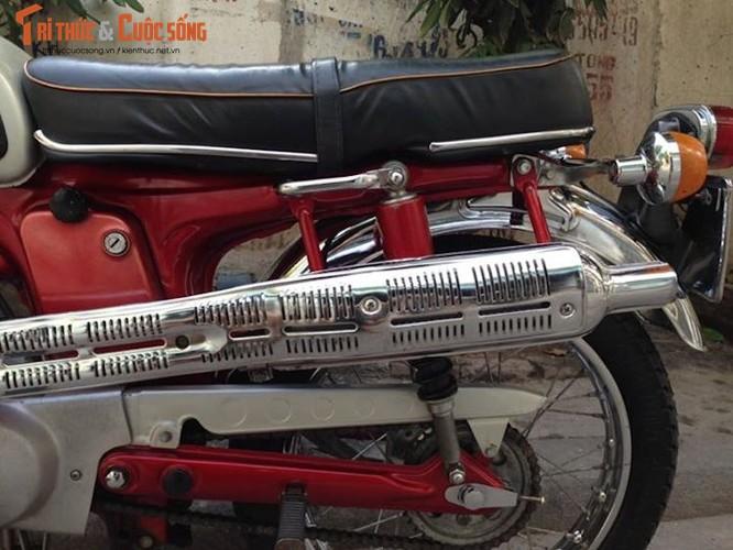 """Thuoc doc"" Honda CL125 doi 1968 con zin tai Ha Noi-Hinh-7"