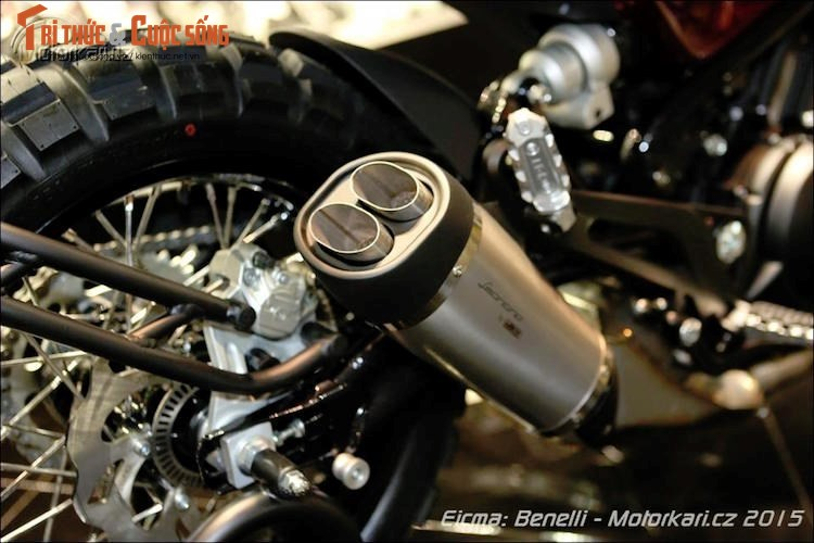 "Moto Benelli Leoncino ""chot gia"" 140 trieu tai Viet Nam-Hinh-7"