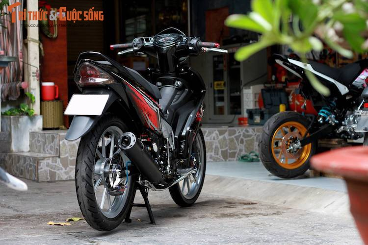 Yamaha Exciter 135 doi dau sieu chat tai Sai Gon-Hinh-8