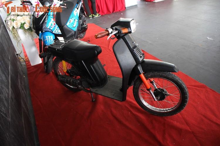 """Xe tay ga Honda SH50 doi dau """"sieu hiem"""" tai Ha Noi-Hinh-2"""