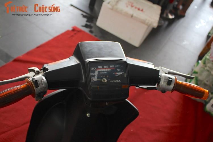 """Xe tay ga Honda SH50 doi dau """"sieu hiem"""" tai Ha Noi-Hinh-5"""