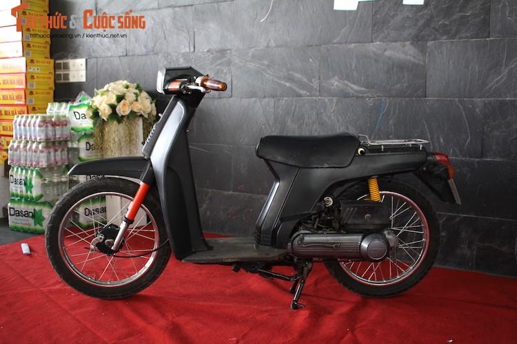 """Xe tay ga Honda SH50 doi dau """"sieu hiem"""" tai Ha Noi-Hinh-6"""