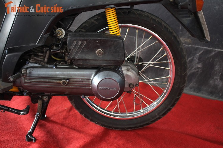 """Xe tay ga Honda SH50 doi dau """"sieu hiem"""" tai Ha Noi-Hinh-7"""