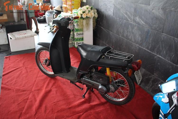 """Xe tay ga Honda SH50 doi dau """"sieu hiem"""" tai Ha Noi-Hinh-9"""
