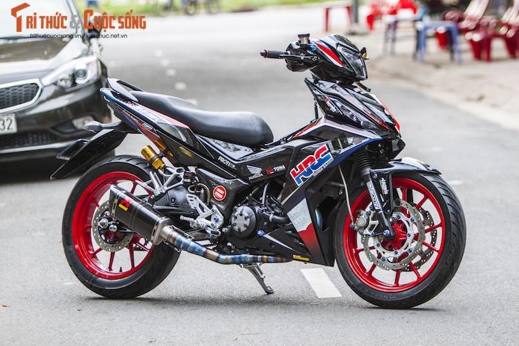 Dan choi An Giang chi tram trieu do Honda Winner 150-Hinh-10