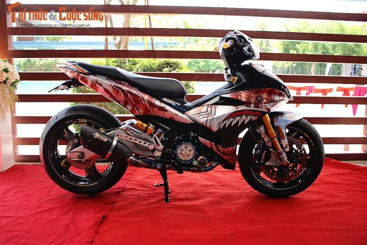 """Yamaha Exciter do het 300 trieu """"khung"""" nhat Viet Nam-Hinh-2"""