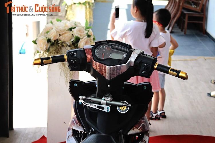 """Yamaha Exciter do het 300 trieu """"khung"""" nhat Viet Nam-Hinh-5"""