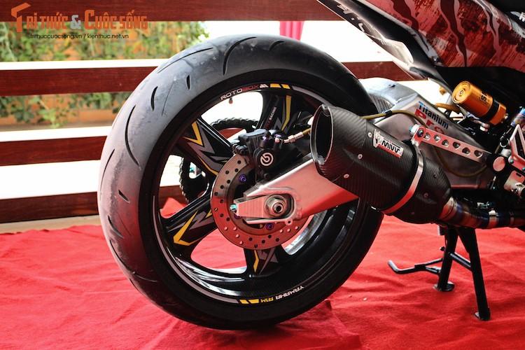 """Yamaha Exciter do het 300 trieu """"khung"""" nhat Viet Nam-Hinh-8"""