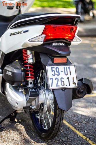 Honda PCX 150 do tinh te, dam chat choi o Sai Gon-Hinh-5
