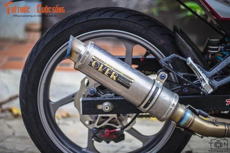 "Yamaha Exciter 150 do kieng, bien ""khung"" tai Vung Tau-Hinh-6"