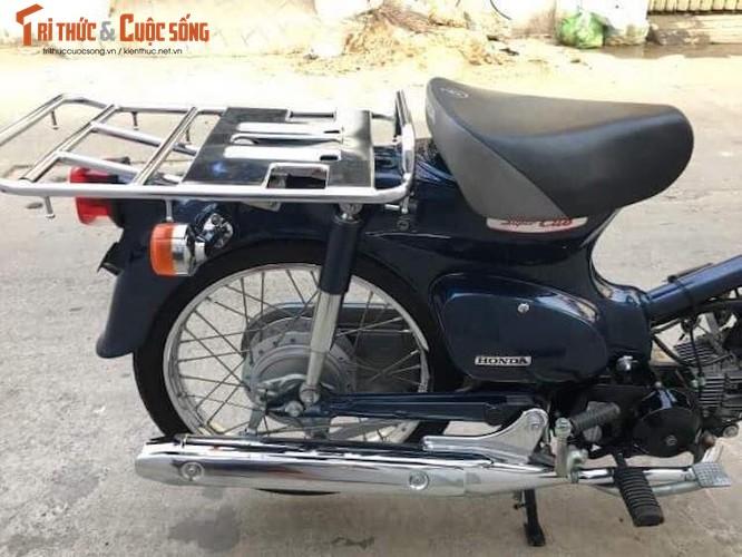 """Honda Super Cub FI """"sieu hiem"""" gia gan 100 trieu tai VN-Hinh-5"""
