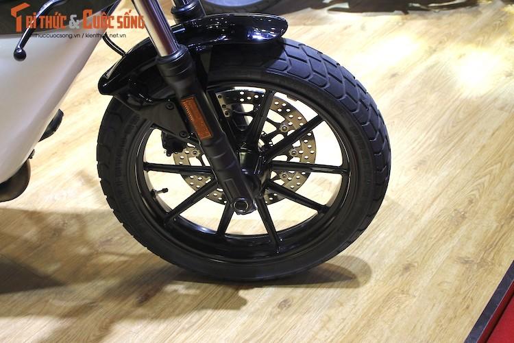 """Tho Sai Gon bien Ducati Scrambler Sixty2 thanh """"thuoc doc""""-Hinh-4"""