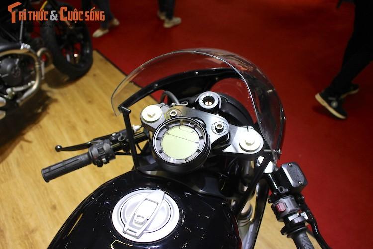 """Tho Sai Gon bien Ducati Scrambler Sixty2 thanh """"thuoc doc""""-Hinh-5"""