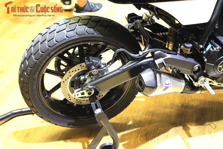 """Tho Sai Gon bien Ducati Scrambler Sixty2 thanh """"thuoc doc""""-Hinh-7"""