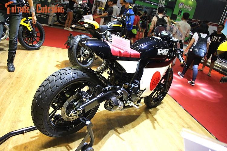 """Tho Sai Gon bien Ducati Scrambler Sixty2 thanh """"thuoc doc""""-Hinh-9"""