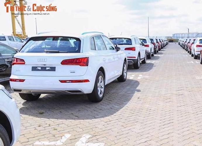"""Audi Q5 2017 """"cap ben"""" Viet Nam gia tu 2,35 ty-Hinh-2"""