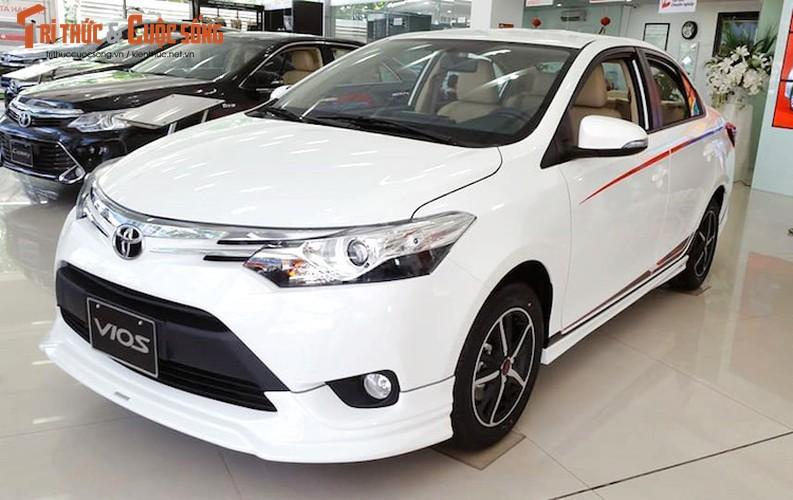 Can canh Toyota Vios TRD 2017 gia 644 trieu tai VN-Hinh-2
