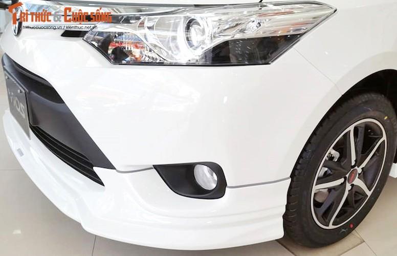 Can canh Toyota Vios TRD 2017 gia 644 trieu tai VN-Hinh-3