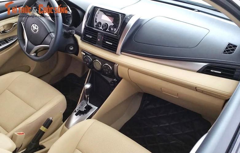 Can canh Toyota Vios TRD 2017 gia 644 trieu tai VN-Hinh-5
